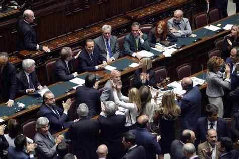 voto alla oggi voto di fiducia alla 316 i s 236 attualit 224