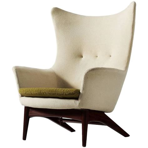 reclining wingback chairs sale h w klein reclining wingback chair for sale at 1stdibs