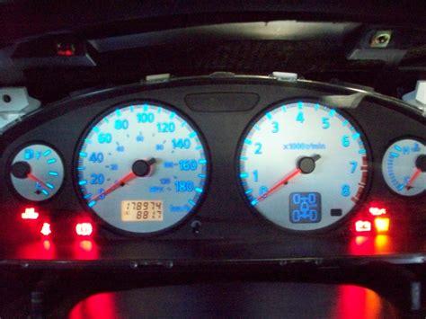 Nissan Sentra Dashboard Lights by 2000 Honda Civic Dashboard Warning Lights Diagram 2000
