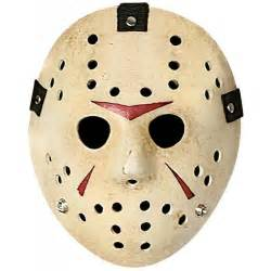jason mask template jason voorhees friday the 13th prop replicas