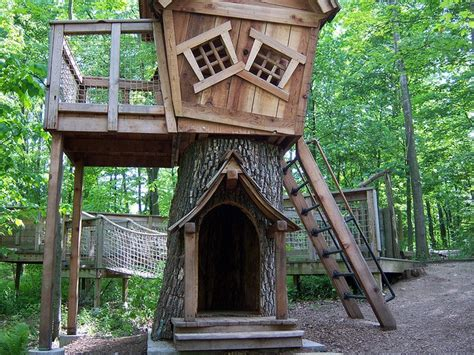 cool tree house cool tree house by betty b via flickr home goods