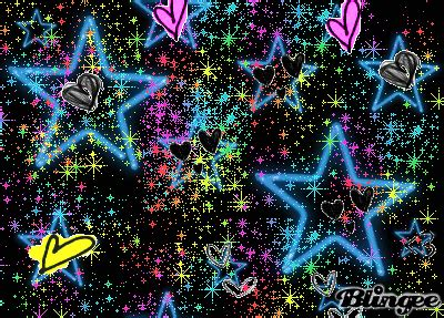 imagenes de corazones brillantes y estrellas con movimiento stars brillantes picture 118447731 blingee com