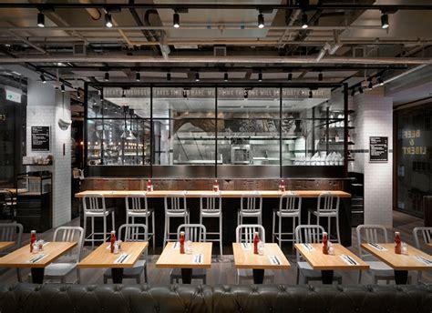 designboom restaurant cyrcle for beef liberty restaurant hong kong