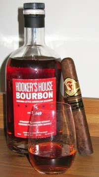 big house bourbon cigar spirits hooker s house bourbon the stogie guys