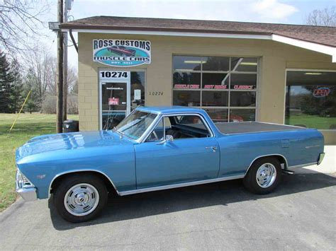 1966 el camino 1966 chevrolet el camino for sale classiccars com cc