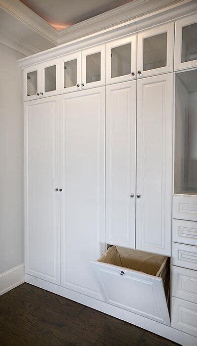 custom wall unit storage bedroom