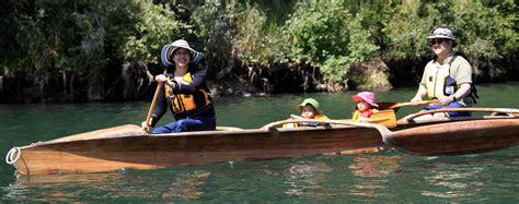 big boat outriggers mendocino big river kayak canoe outrigger rentals