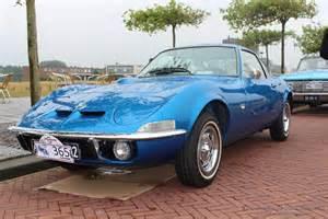 1969 Opel Gt Opel Gt Coupe 1969 73
