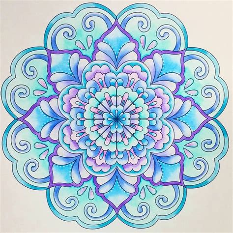 mandala coloring book indigo quot live less out of habit and more out of intent quot