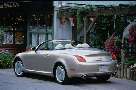 lexus sc430 1999 1999 lexus sc430 review cars photos test drives and
