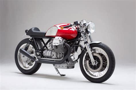 Moto Guzzi Motorrad by Moto Guzzi Cafe Racer By Kaffeemaschine