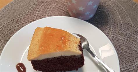 creme kuchen creme karamell kuchen equadrat auf www rezeptwelt de