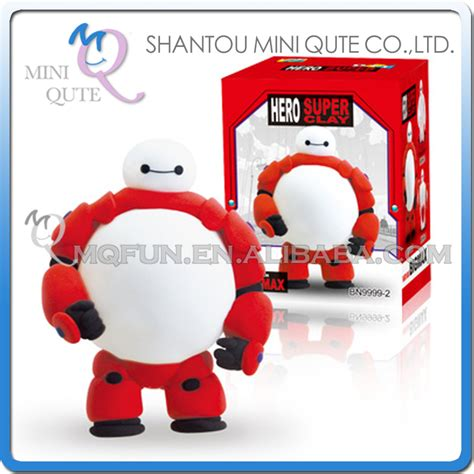 Mini Block Baymax mini qute bonnie kawaii big 6 baymax diy american
