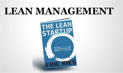 Lean Operations Mba by Lean Startup Machine
