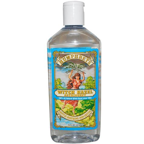 humphrey s witch hazel astringent 16 fl oz 473 ml