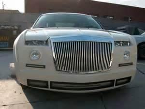Rolls Royce Conversion Kit Custom Kit Chrysler 300 05 To 10 On Sale For 1 750