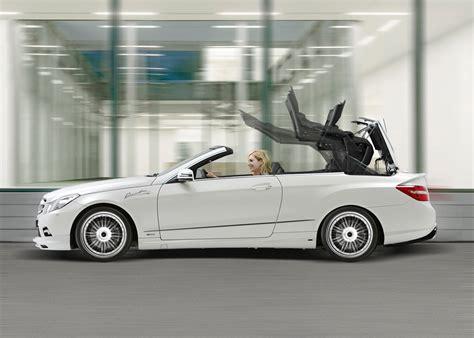 Piecha Design Mercedes Benz E Class Convertible   Picture