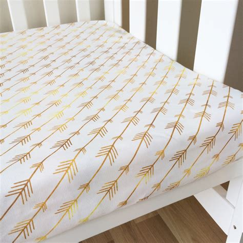 modern fitted crib sheet ready to ship baby cot sheet