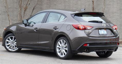 mazda 3 hatchback 2015 test drive 2015 mazda 3 s grand touring the daily drive