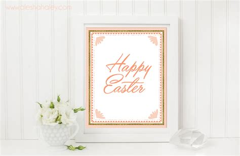 free printable easter wall art easter printables wall art kid placemats freebies