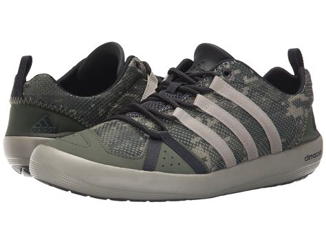 adidas mens climacool boat lace trainers c lyst adidas originals climacool 174 boat lace in green for men