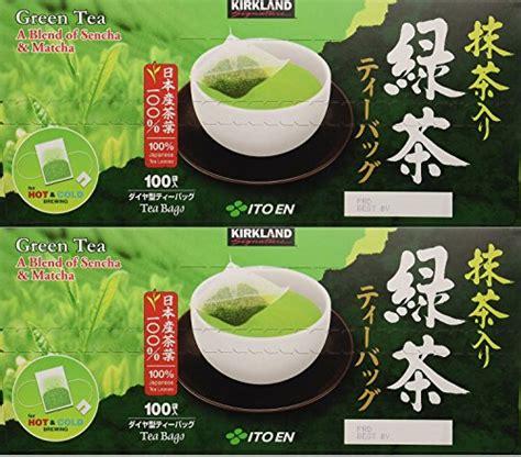Matcha Green Tea Blend kirkland ito en matcha blend japanese green tea