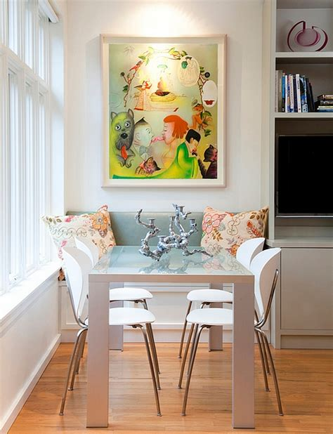 Window Seat In Dining Room by Modern Dining Table Chairs For The Stylish Home