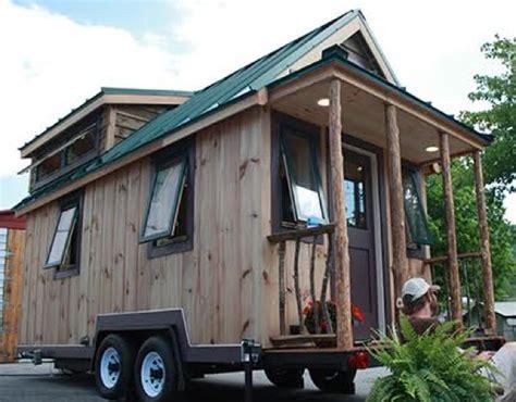 tiny house talk big ivy tiny house by blue ridge tiny homes