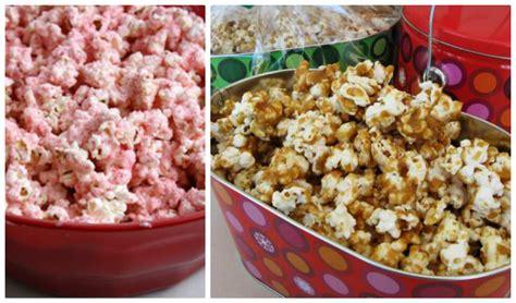 popcorn recipe six popcorn recipes skip to my lou