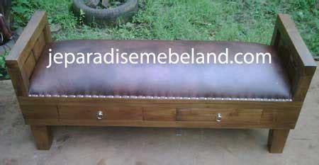 Bangku Sofa Jati Paradise bale bale model baru pesanan bpk stanlee tanjung priok
