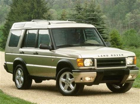1999 land rover discovery pricing ratings reviews kelley blue book