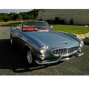 1964 Volvo P1800 Convertible  Objects I Desire