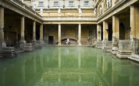 roman bathroom roman baths and city walking tour footprints tours bath