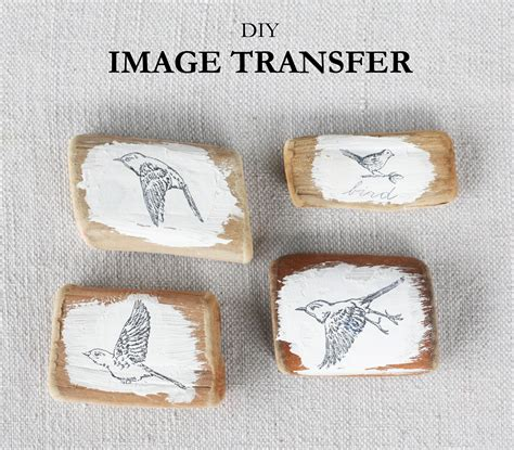 image transfer diy image transfer the crafted