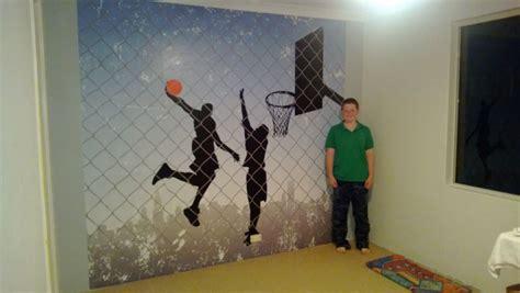 sport wall murals sport wall murals