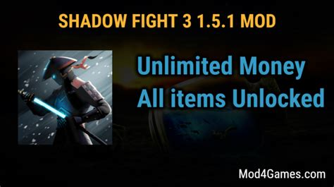 game mod apk data offline shadow fight 3 1 7 1 hacked game mod apk free with