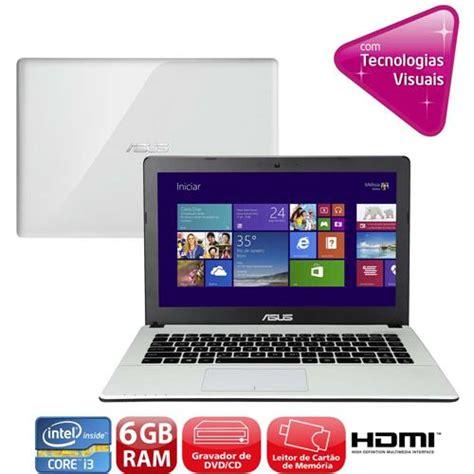 Laptop Asus X450ca I3 notebook asus x450ca bral wx235h intel 174 core i3 2375m 6gb 500gb gravador de dvd leitor