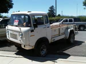 Fc Jeep For Sale Who Has A Jeep Fc 170 For Sale Autos Post