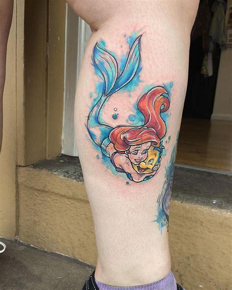 flounder tattoo 28 flounder fish tattoos and mermaids on my