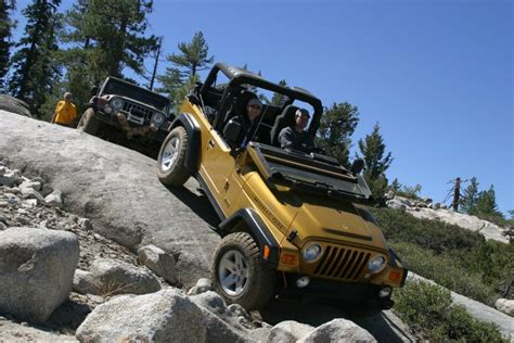 Spitzer Motor City Jeep 174 Jamboree On The Rubicon Trail