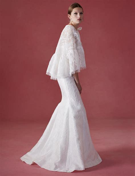 Lace Rienta see oscar de la renta s fall 2016 wedding dress collection