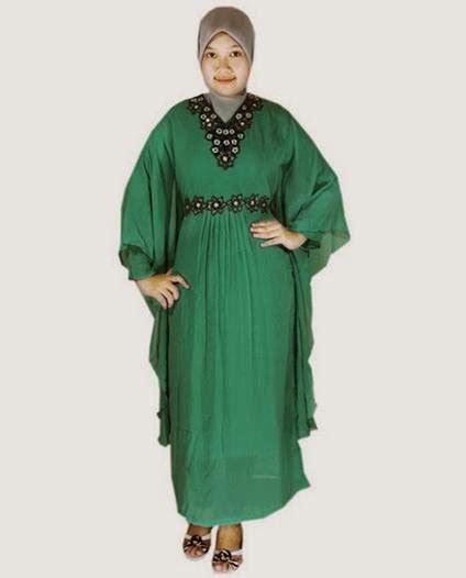 Baju Muslim Untuk Ibu Ibu 20 Contoh Model Busana Baju Muslim Untuk Orang Gemuk