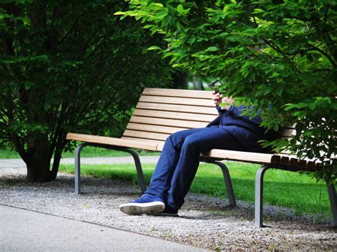 park bench position free images man person bench street sitting leisure