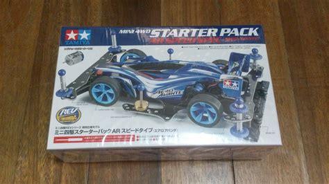 Tamiya Mini 4wd Starter Pack Ar Speed Pack Aero Avante mini 4wd starter pack ar speed type aero avante hobby limited