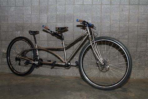 by zach overholt posted on february 7 2014 february 7 2014 by zach nahbs 2014 tandem 36er and other incredible ti bikes from