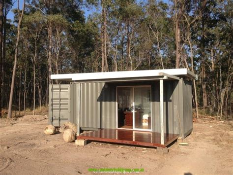 office container homes pop up shops