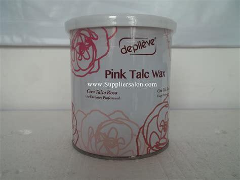 Lem Waxing Depileve Lem Waxing Pink Talc 750 Ml Supplier Alat Salon