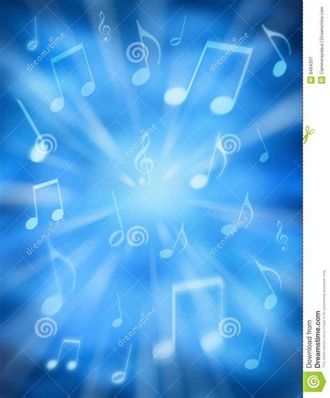 Mr Color 5 Blue By Ota Heaven fondo celeste de la m 250 sica imagen de archivo imagen 8484201