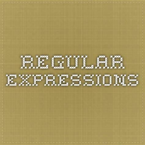 c regex pattern with quotes regular expression tutorial java pdf download fotos