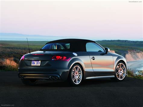 audi tts coupe  roadster  exotic car wallpaper